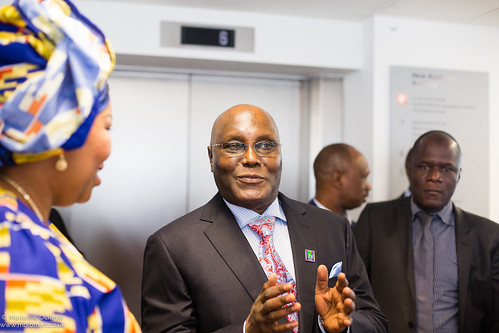 His Excellency Atiku Abubakar | by lseafrica_summit