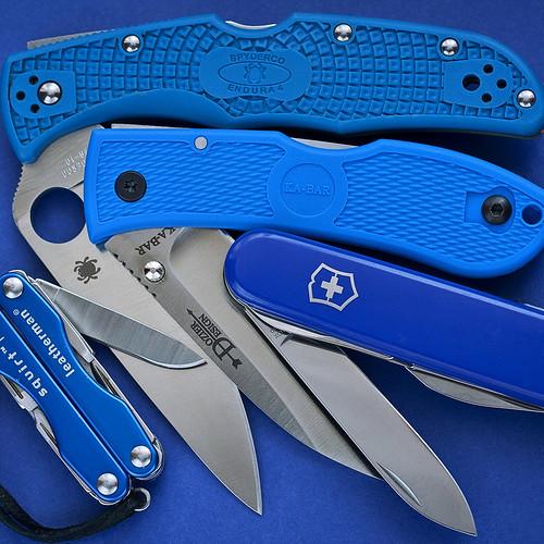 Blue Stuff
