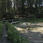 Bridge over Trout Lake outlet