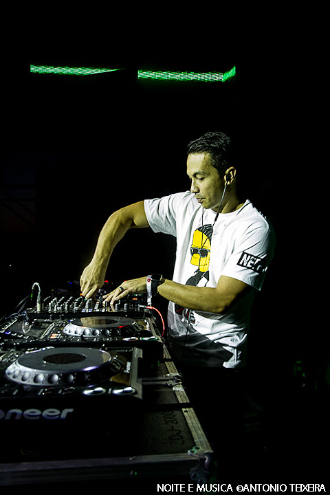 Laidback Luke - EDP Beach Party '16
