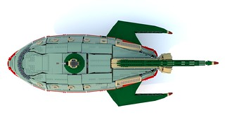 Planet Express UCS | by Nicola Stocchi