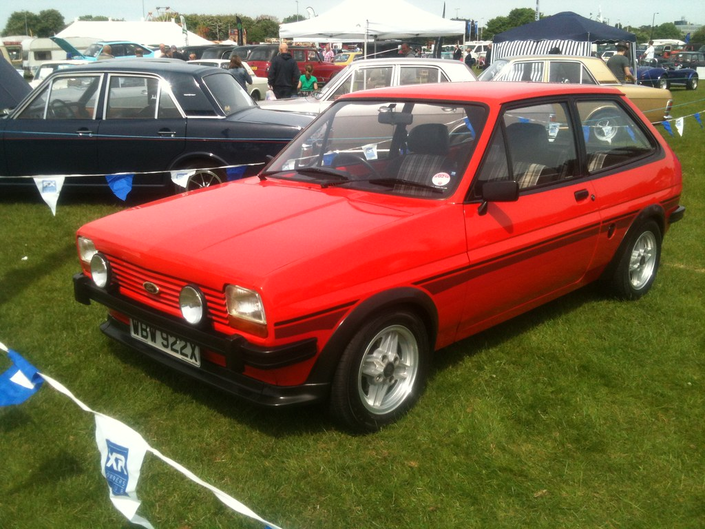 1982 Ford Fiesta Supersport | Enfield Pageant of Motoring