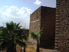 Les fortifications du théâtre