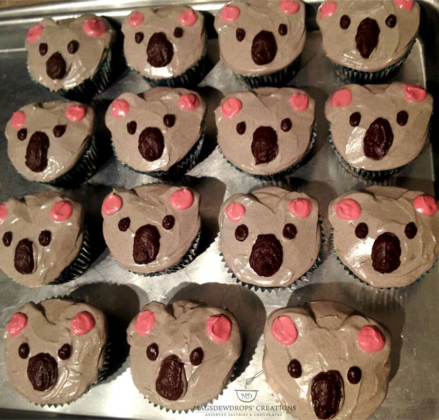 Vegan Koala Cuppies