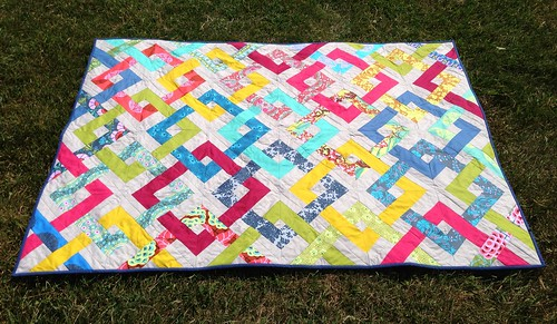 Sew Intertwined - finished!