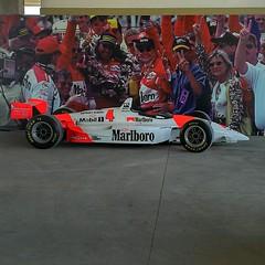 O carro da lenda Emerson Fittipaldi nas 6hrs de São Paulo #fiawec #6hssp