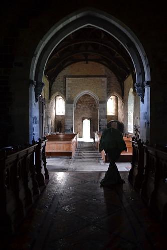 galway interior inside chancel anglican churchofireland clonfert stbrendanscathedral