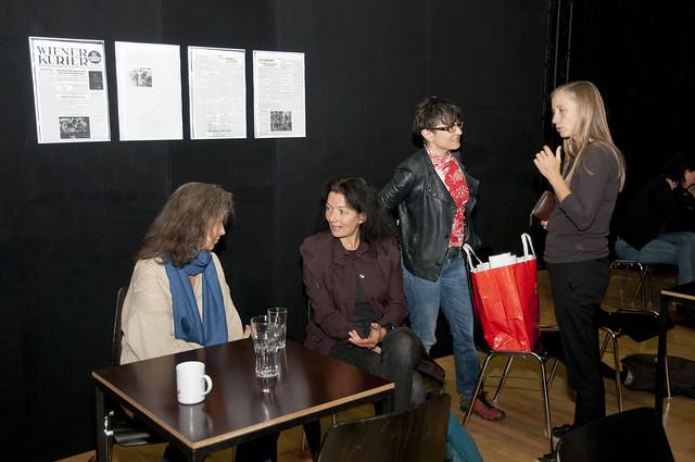 Kritikfabrik 2011: Ilse                                  Aichinger
