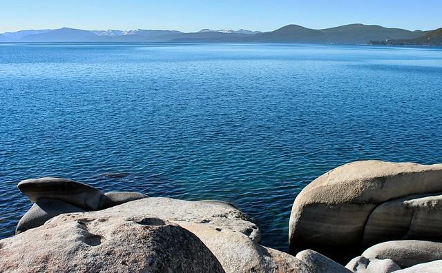 1. Tahoe Rocks