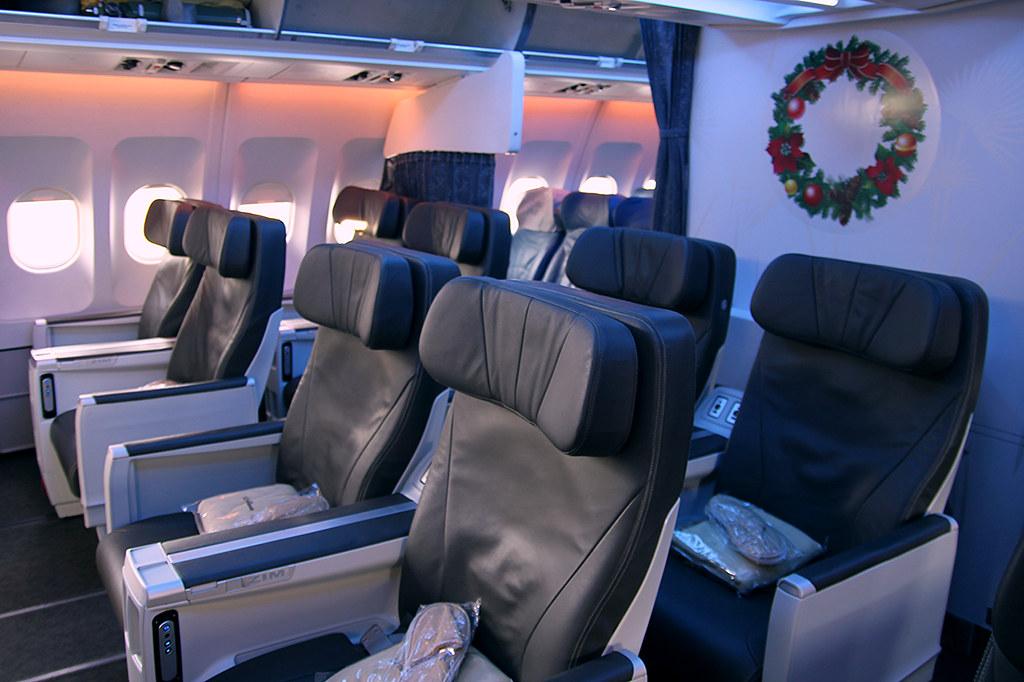 Airbus A310 Air Transat C Fdat Business Class Totoro David D