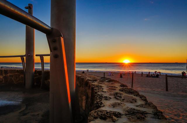 _09A3029 - Sunset Scarborough Beach Perth