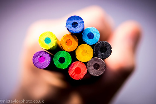 Pencils (EXPLORE 12/02/2014) | by Nic Taylor Photography