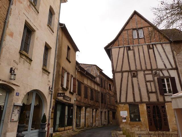 Imagen de Bergerac (Périgord, Francia)