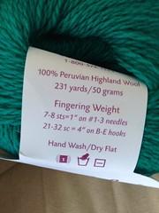 Knit Picks shipment 3/1/14