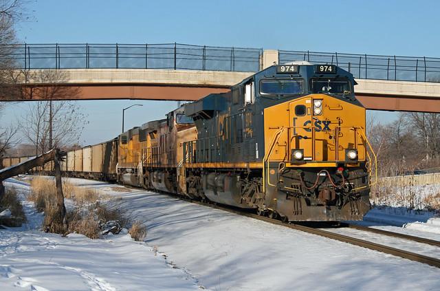 Coke Train