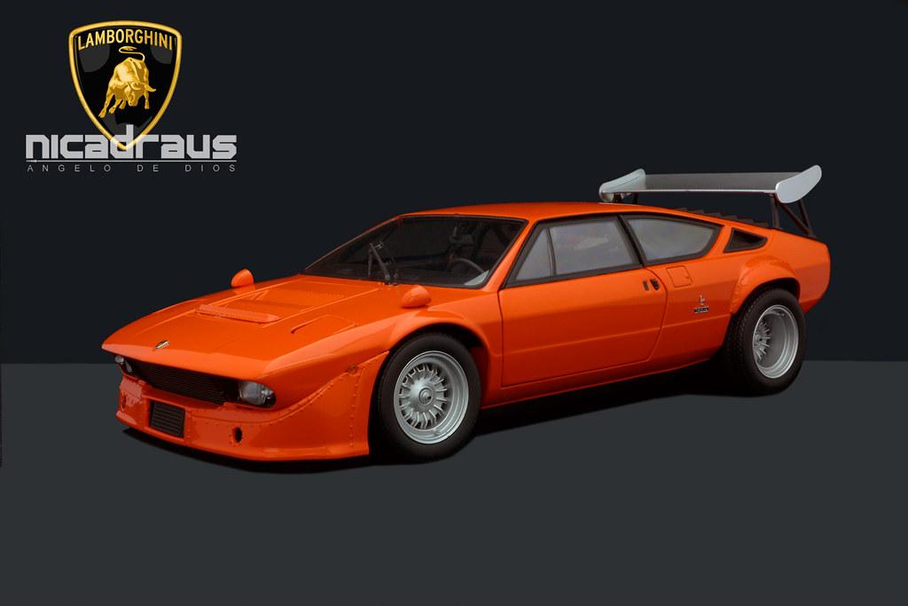 1 18 Lamborghini Urraco Rally Urraco Bob Kyosho Flickr