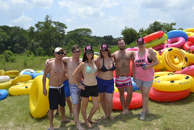 06/12/16: GAYTRIPPER: The Big Gay River Float