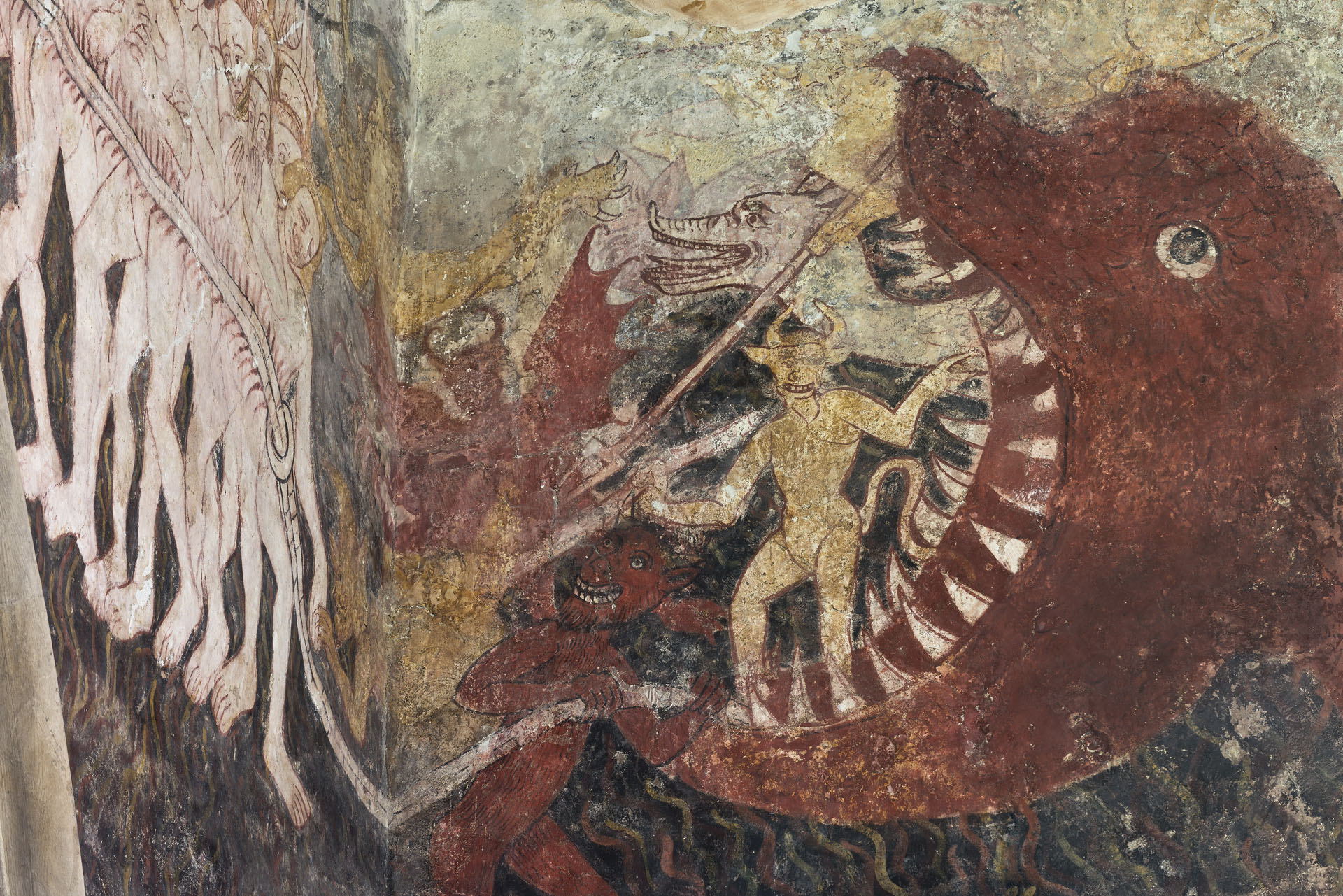 23. See historic wall paintings