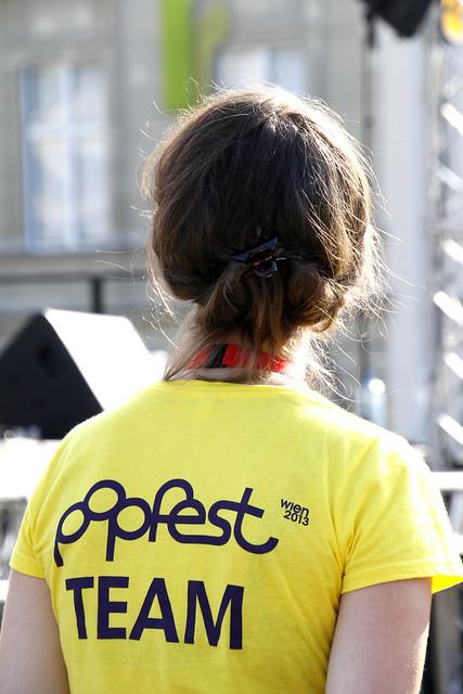 Popfest Karlsplatz Vienna 2013