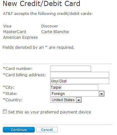 AT&T GoPhone New Card | by benck75