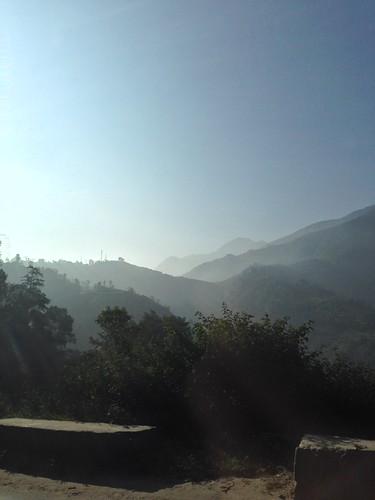 nepal trekking trek himalayas langtang