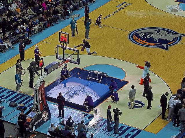 TWC Arena Charlotte Bobcats