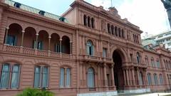 Casa Rosada Buenos Aires