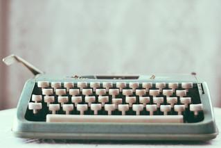 Typewriter <3 | by Carine fel
