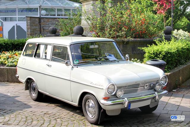 1963 - 1965 Opel Kadett A Caravan