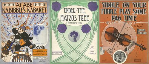 Early Jewish-American Sheet Music_Title   by F.A. Bernett Books