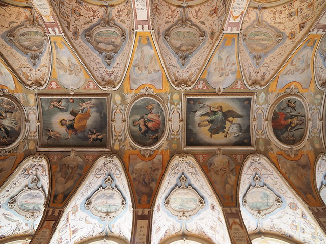 Munich Residenz Hall of Antiquities Ceiling (c) Rehoboth Global Imagery 2015