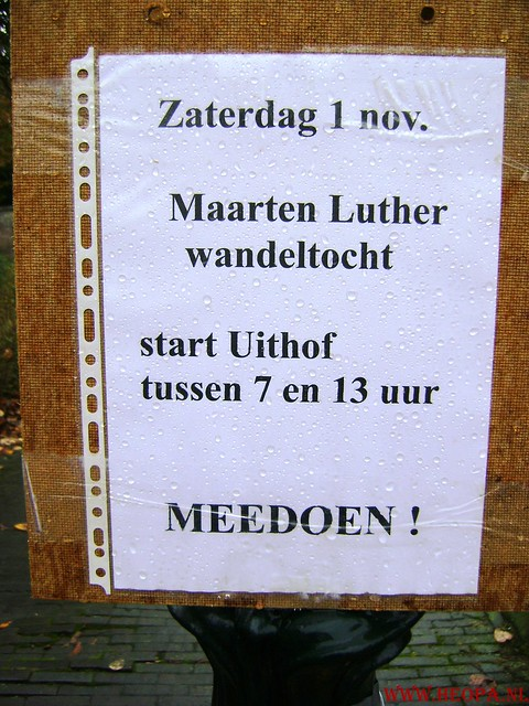 Maarten Luther Wandeling 30 KM (110)