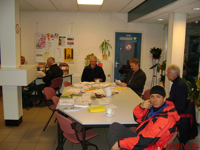 Baarn 40 Km    22-11-2008 (2)