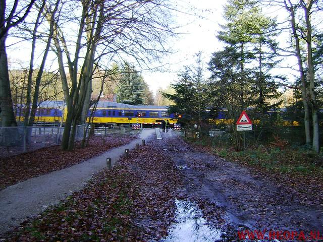 Baarn 40 Km    22-11-2008 (79)