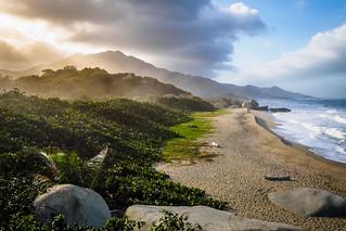 Playa de Arrecifes, Santa Marta - Colombia | by alschim