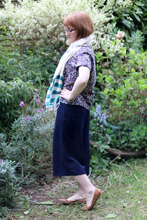Culottes from GBSB From Stitch To Style   by English Girl at Home