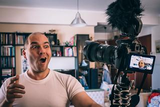 Vlogging | by Jim Makos