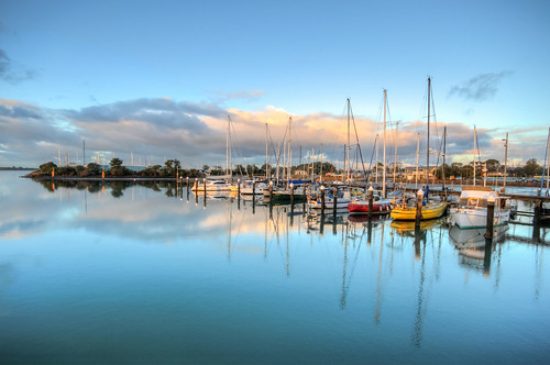 boats canoneos7d earlymorning hastings marina morningtonpeninsula sunrise thunder1203 westernportbay longexposure victoria australia au