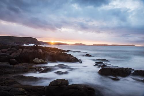 ocean longexposure sunset sea sky cloud seascape canada beach rock newfoundland landscape evening spring nikon waves stjohns shore iceberg signalhill nfld atlanticcanada capespear d600 avalonpeninsula newfoundlandandlabrador nikond600