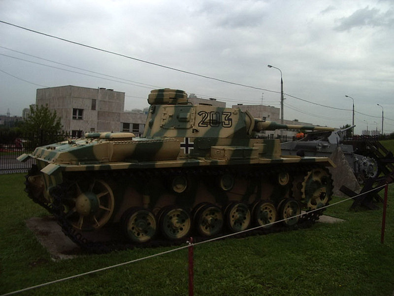 PzKpfw III Ausf.J (1)