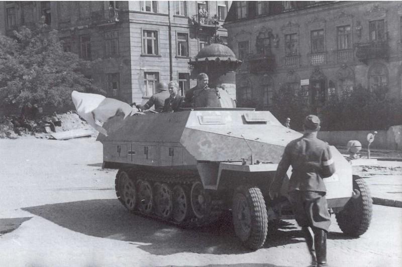 SdKfz 251 (3)