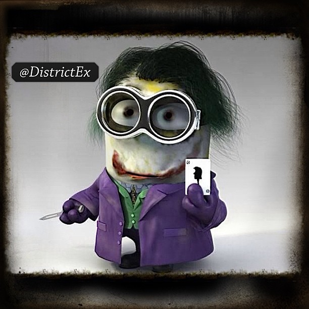 Concept Art The Soo Serious The Joker Follow Humor Flickr