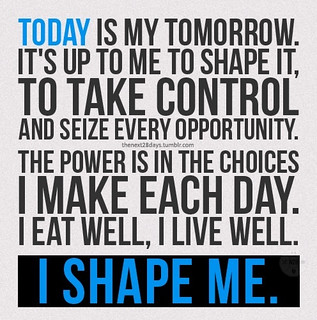 I Shape Me | by thenext28days