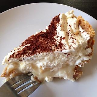 Slice of banoffee pie | by joyosity