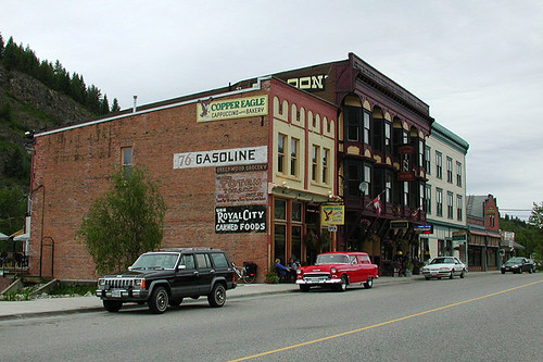 Greenwood, Boundary Country, British Columbia, Canada