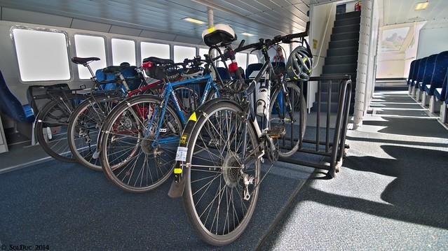 Tuesday Afternoon Bike Ride: Spirit of Kingston