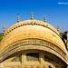 Canopy of Vijay Vilas Palace