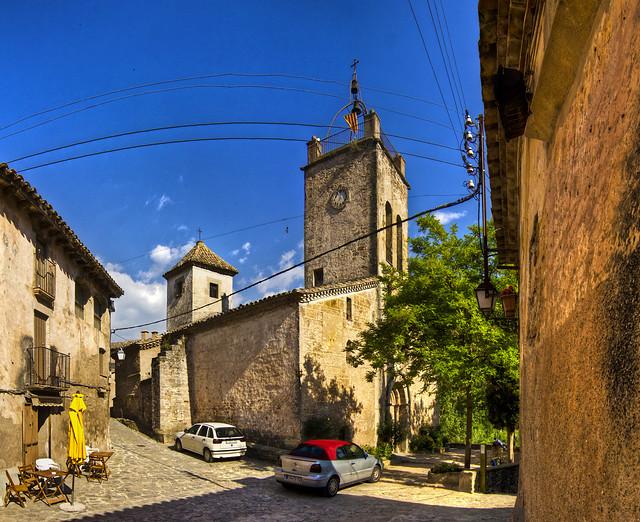 Església de Sant Martí, Mura (E)