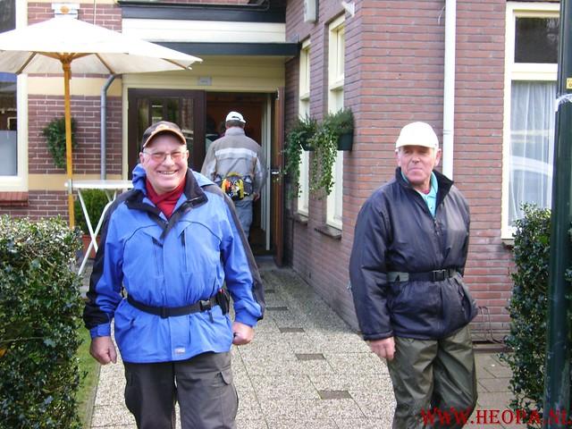 Baarn 40 Km    22-11-2008 (44)