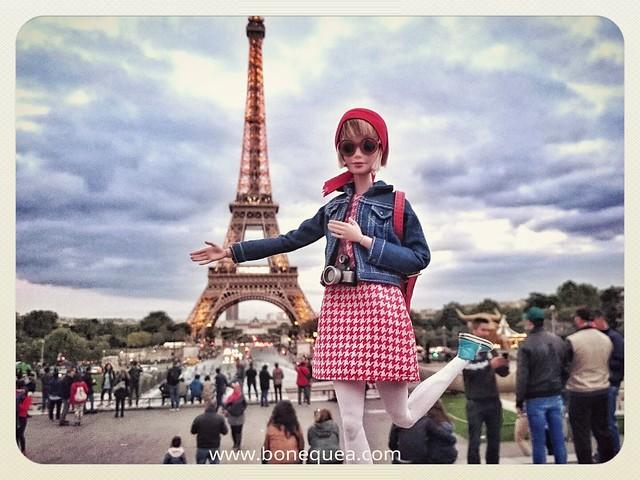 Primer día en París